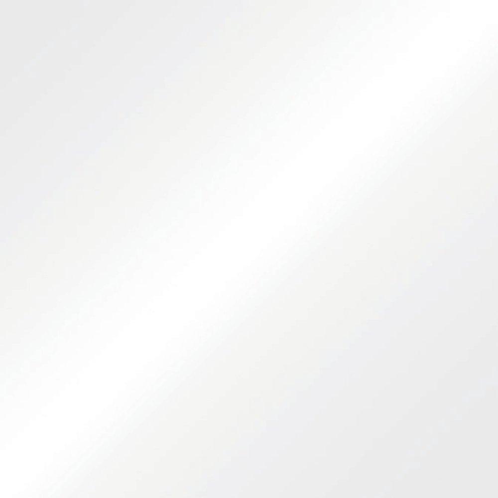 Façade Banko blanc brillant 544 x 544 mm (photo)
