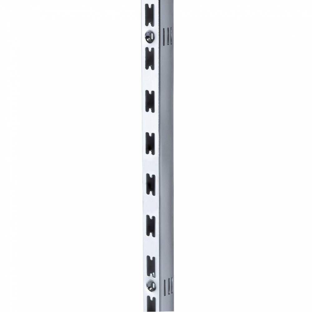 Crémaillère chromée H 239 cm (photo)