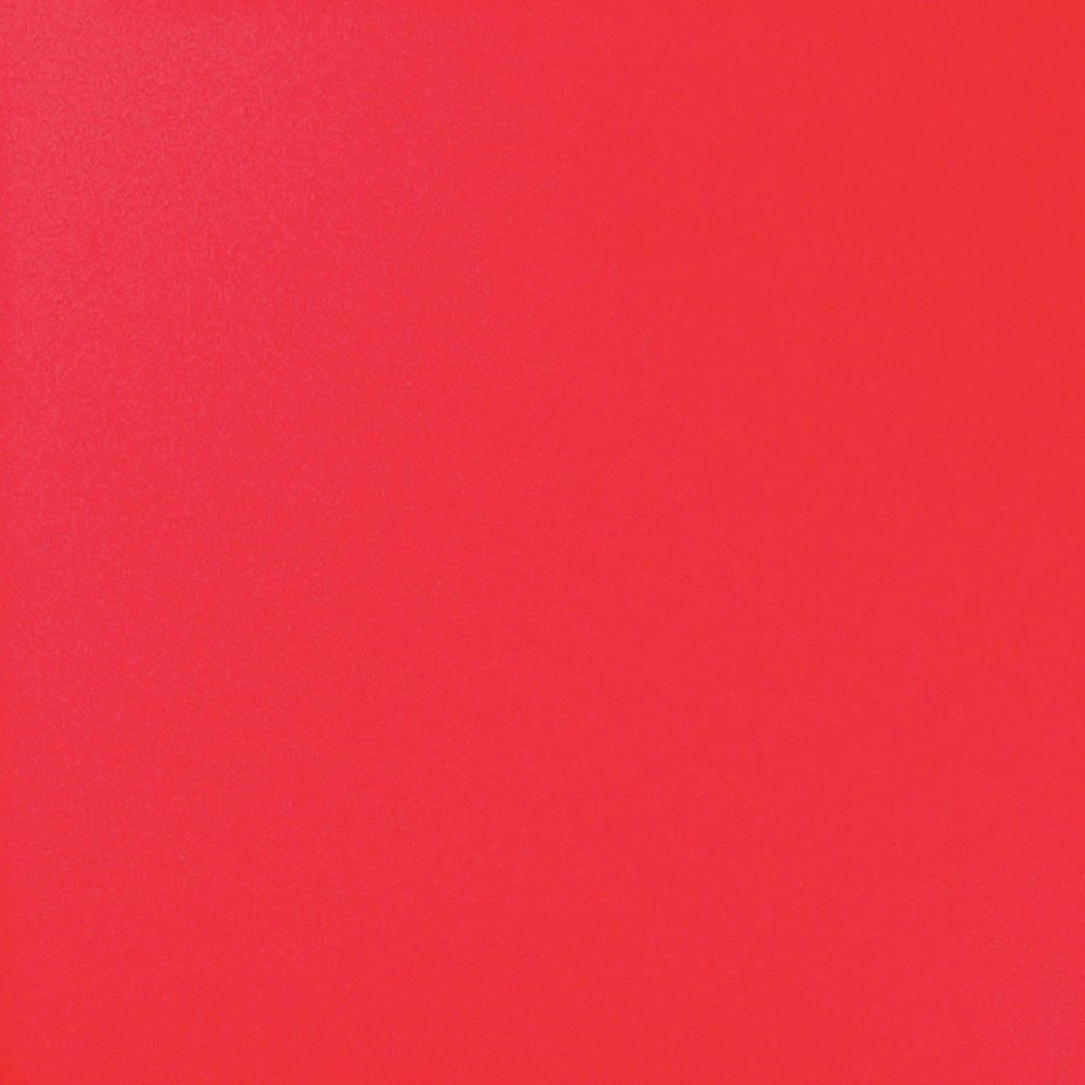 Façade Banko rouge 544 x 544 mm (photo)