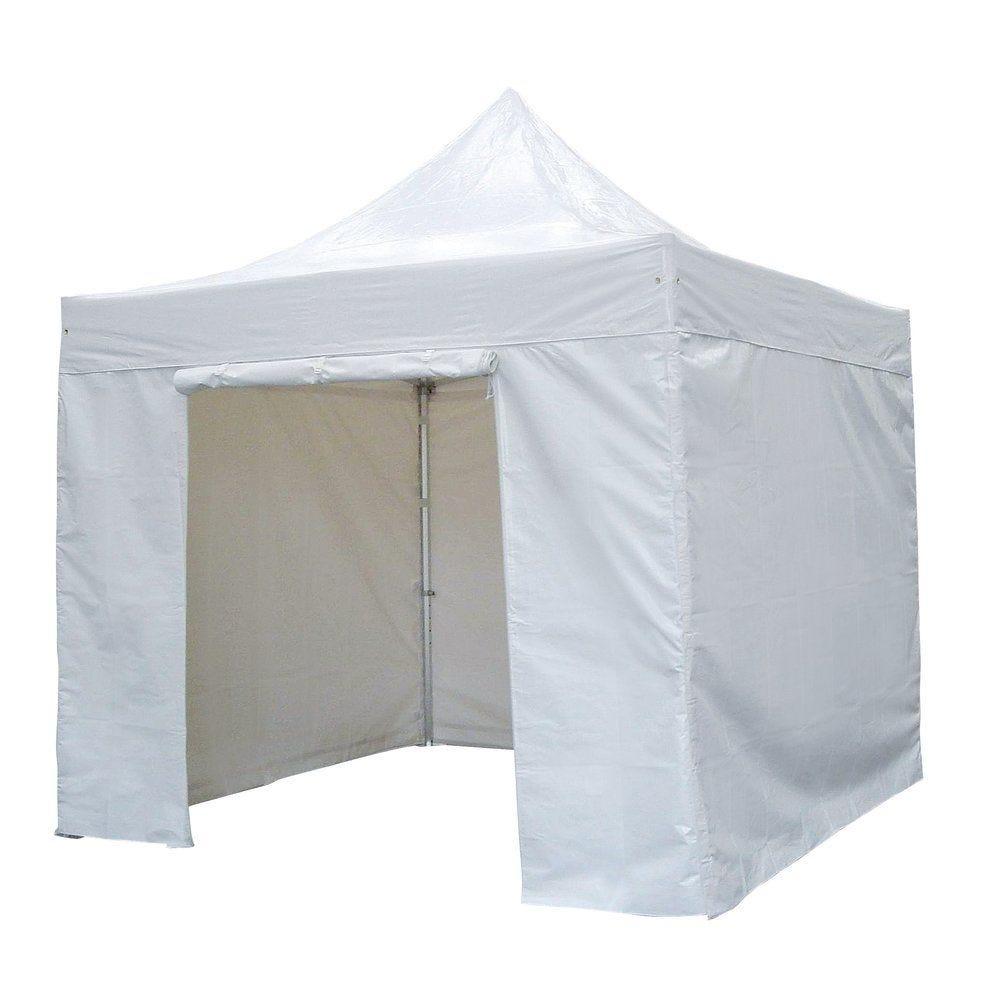 Tente 3 x 3 m 300 g/m² structure acier + sac (photo)