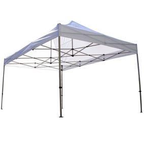 Tente 3 x 4.5 m 450 g/m² structure alu + sac (photo)