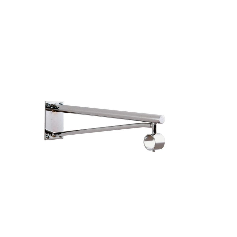 Console murale support tube 25mm (photo)