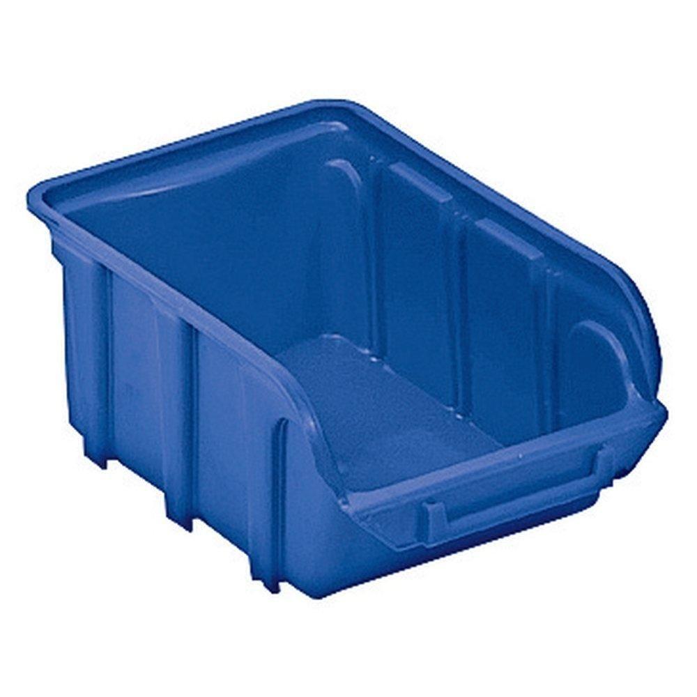 Bac à bec 1 Litre bleu L10xP16xH7cm (photo)