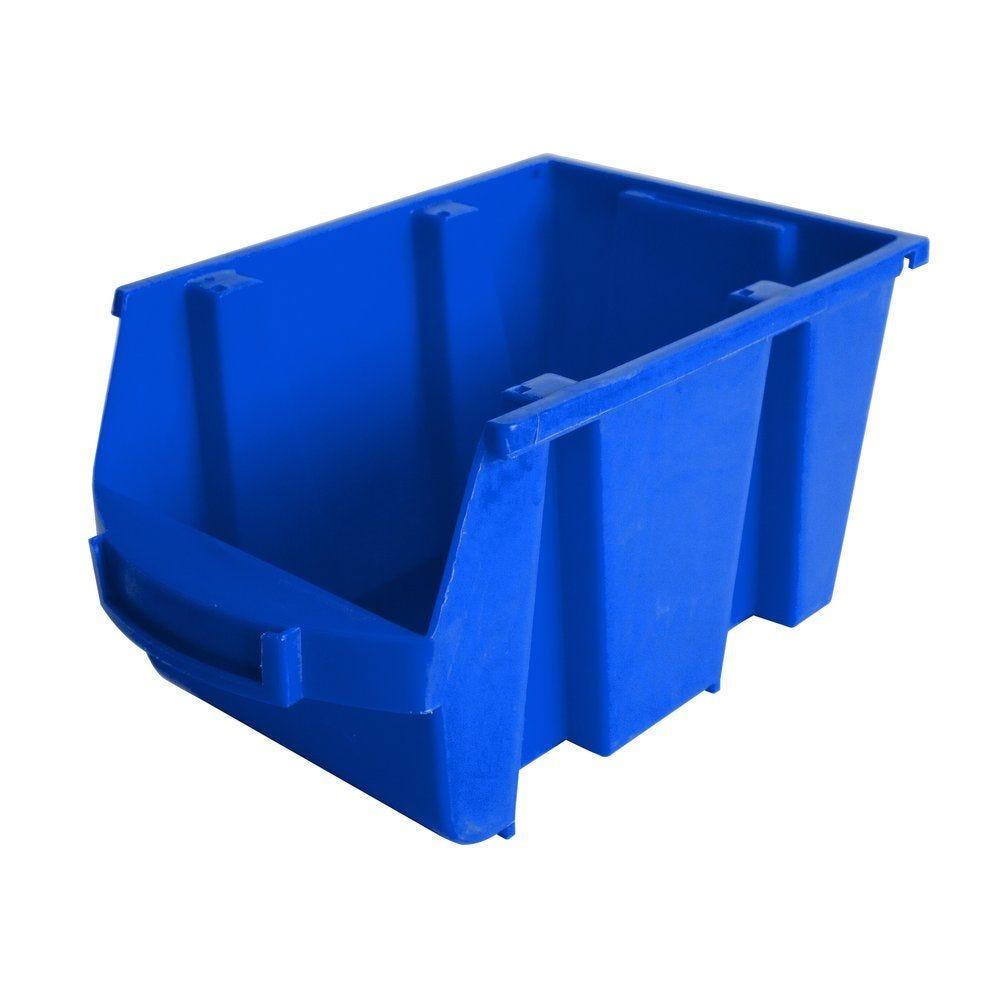 Bac à bec bec 4 L bleu L14xP23xH12.5cm (photo)