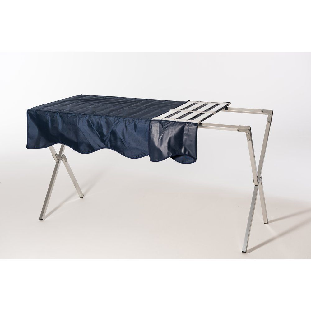 Table aluminium pliable 150x70x80cm