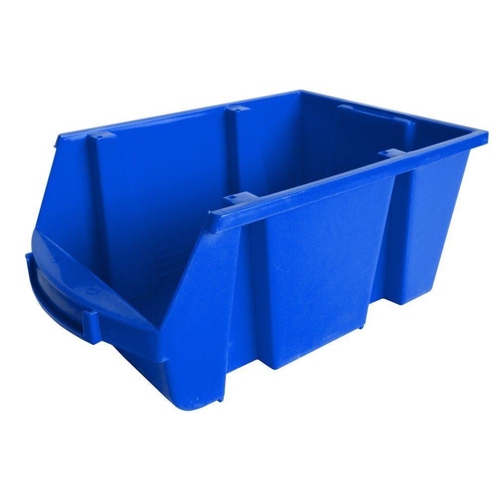 Bac à bec 10L bleu (photo)