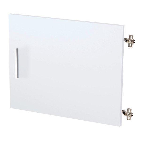 Porte Flexia blanche p/caisson de commode Ref 45522 L.60x45x2cm réf 45522 (photo)