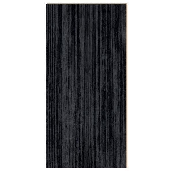 Panneau Alias noir vintage 60x120x2cm (photo)