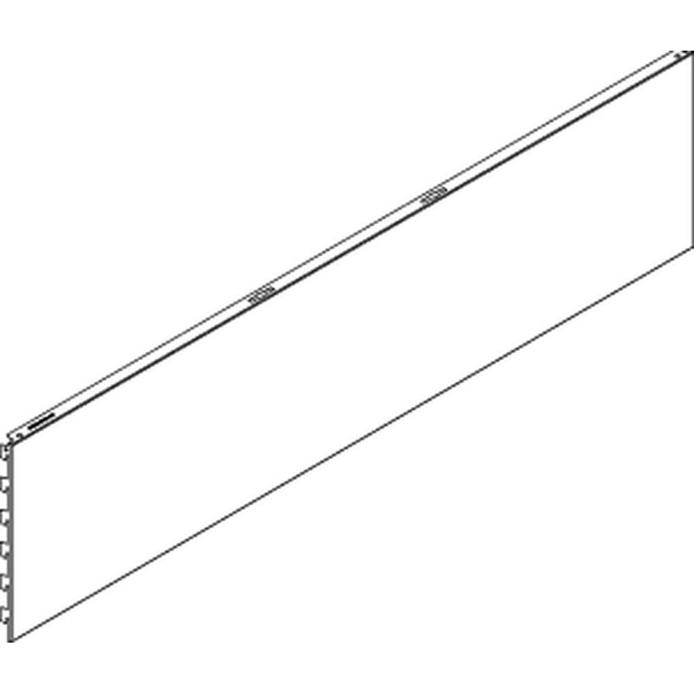 Fond lisse S50 dimensions 1000x300mm (photo)