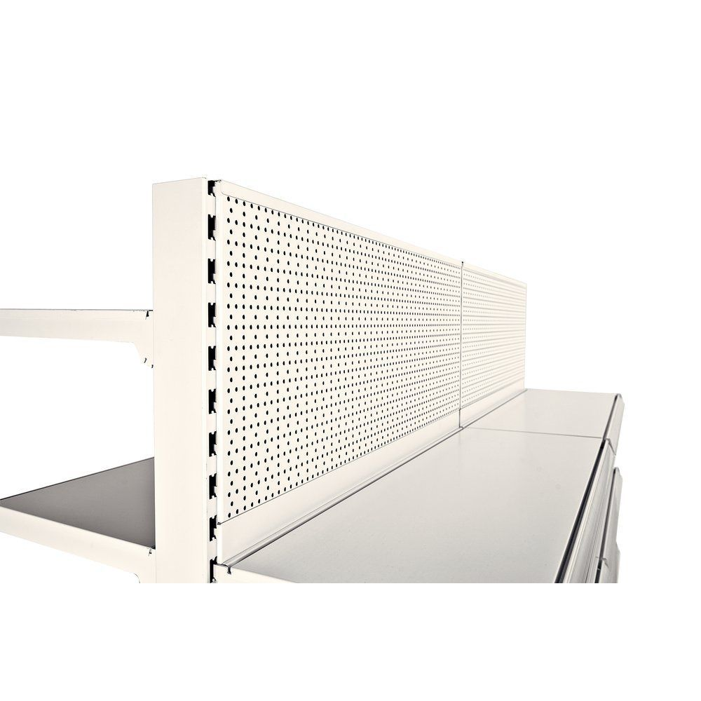 Fond perforé S50 dimensions 1000x400mm (photo)