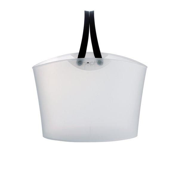 Panier libre service Shophie transparent 6L (photo)
