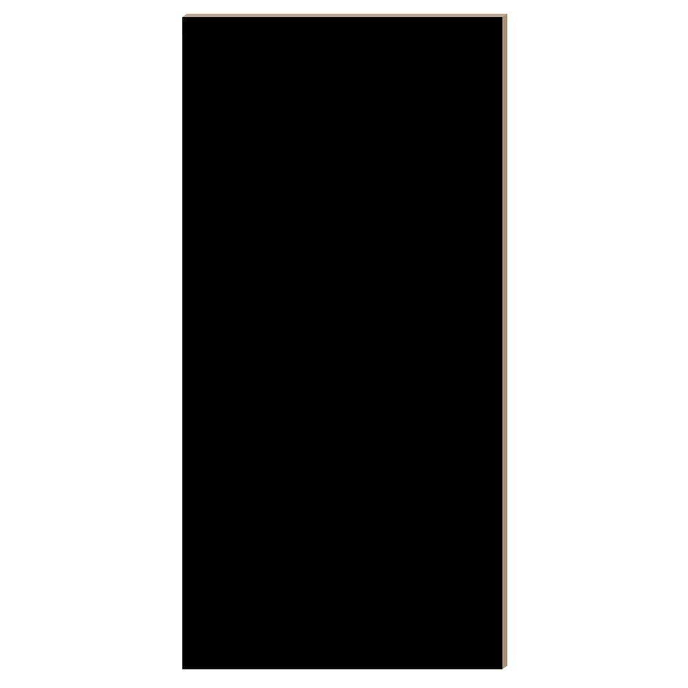 Panneau Alias noir L59x120cm (photo)