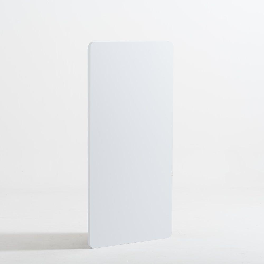 Façade de comptoir Réceptio blanc L.56 x H.107cm (photo)
