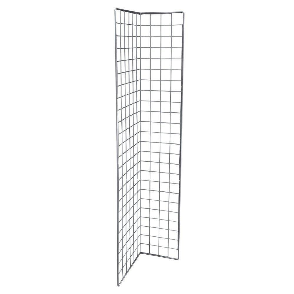 Séparateur grille métal 50x100cm (photo)