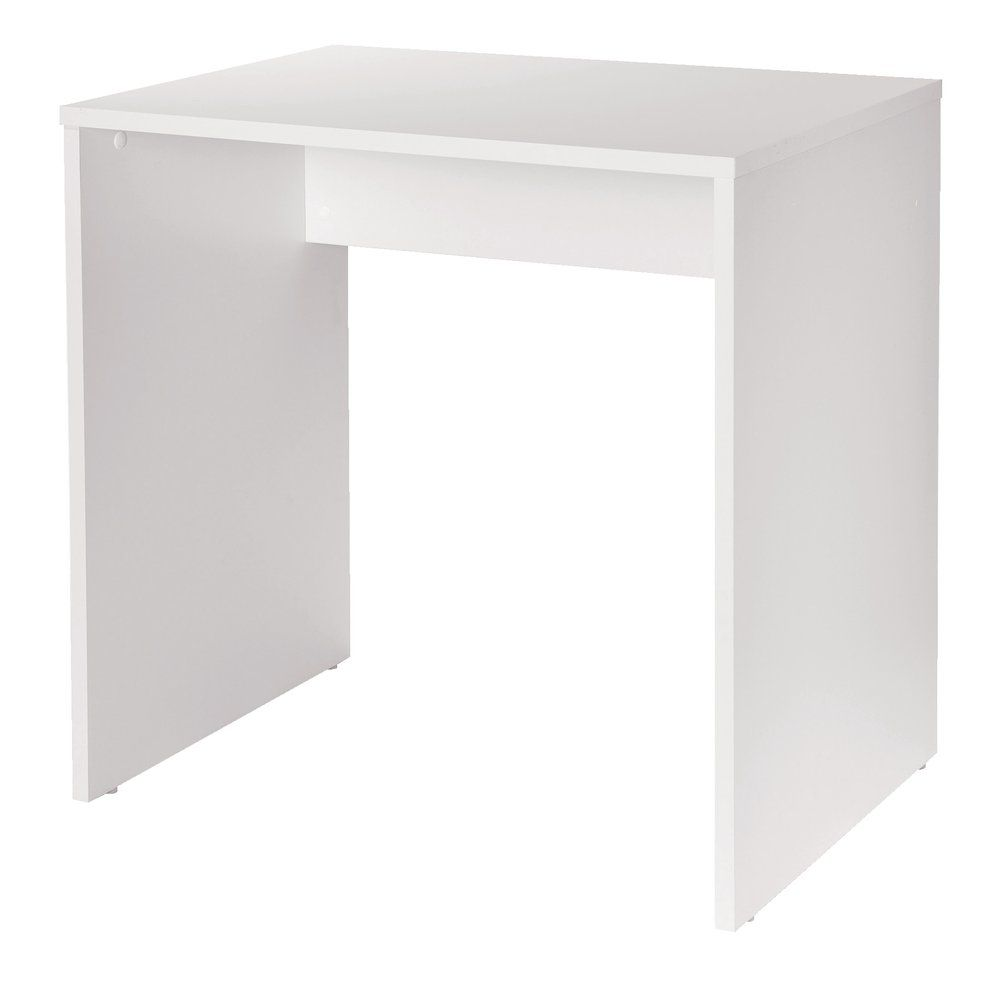 Extension comptoir pmr blanc 73x50x72cm (photo)