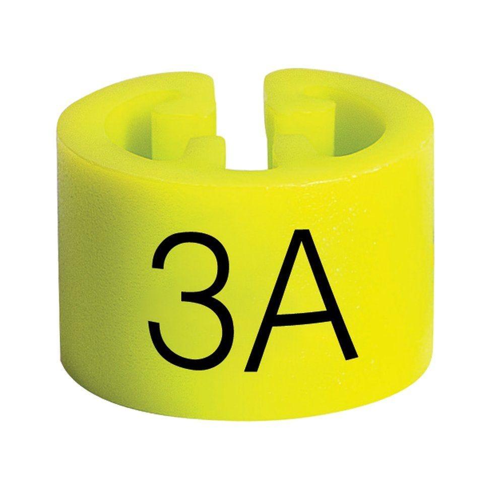 Marque tailles 3 ans jaune par 50 (photo)