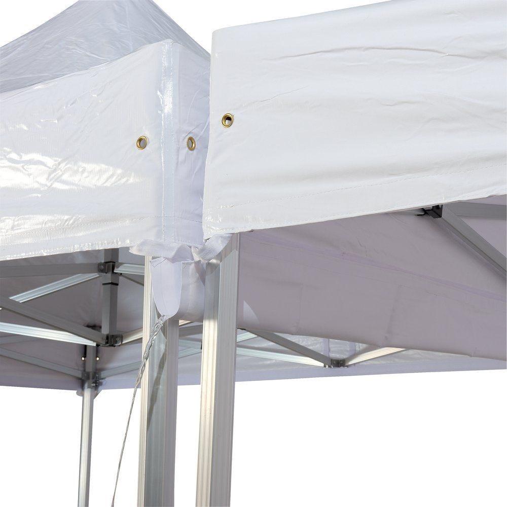 Gouttière de parasol 300 x 50cm (photo)