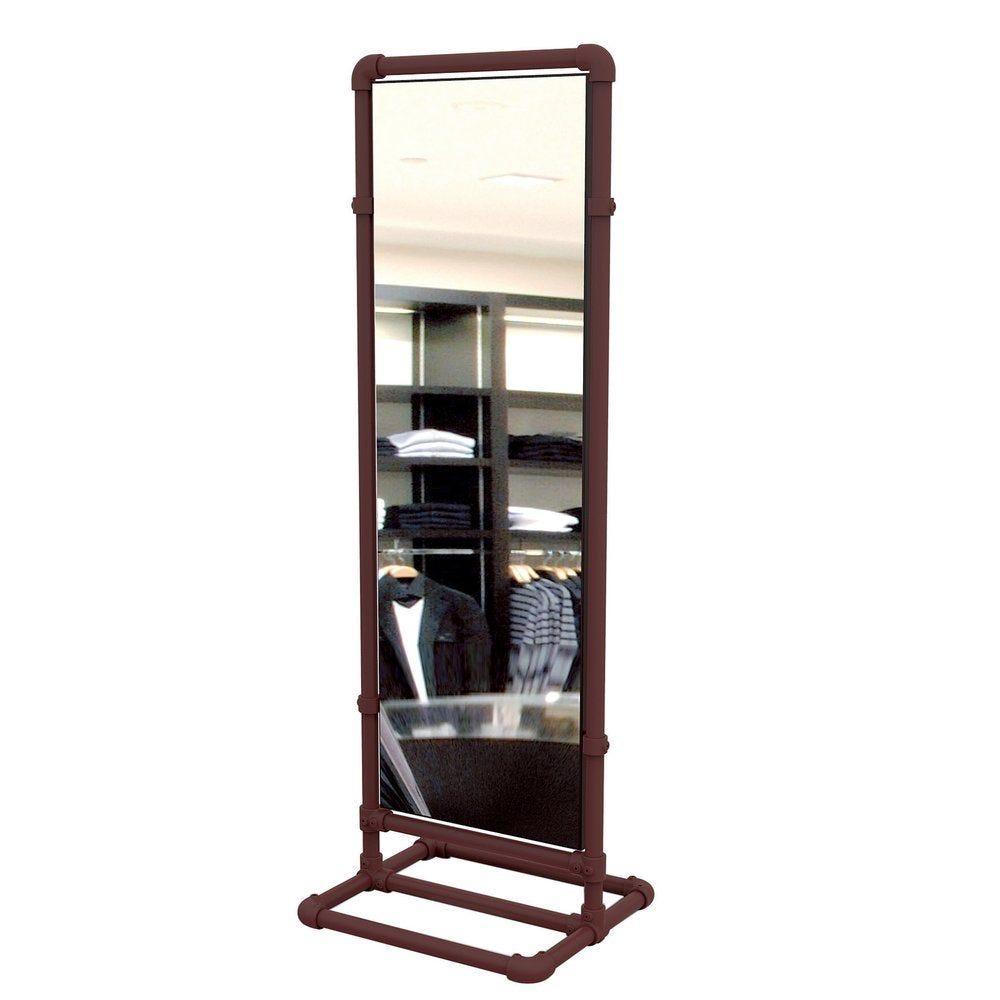 Miroir Urban rouille L55 x H180xcm (photo)