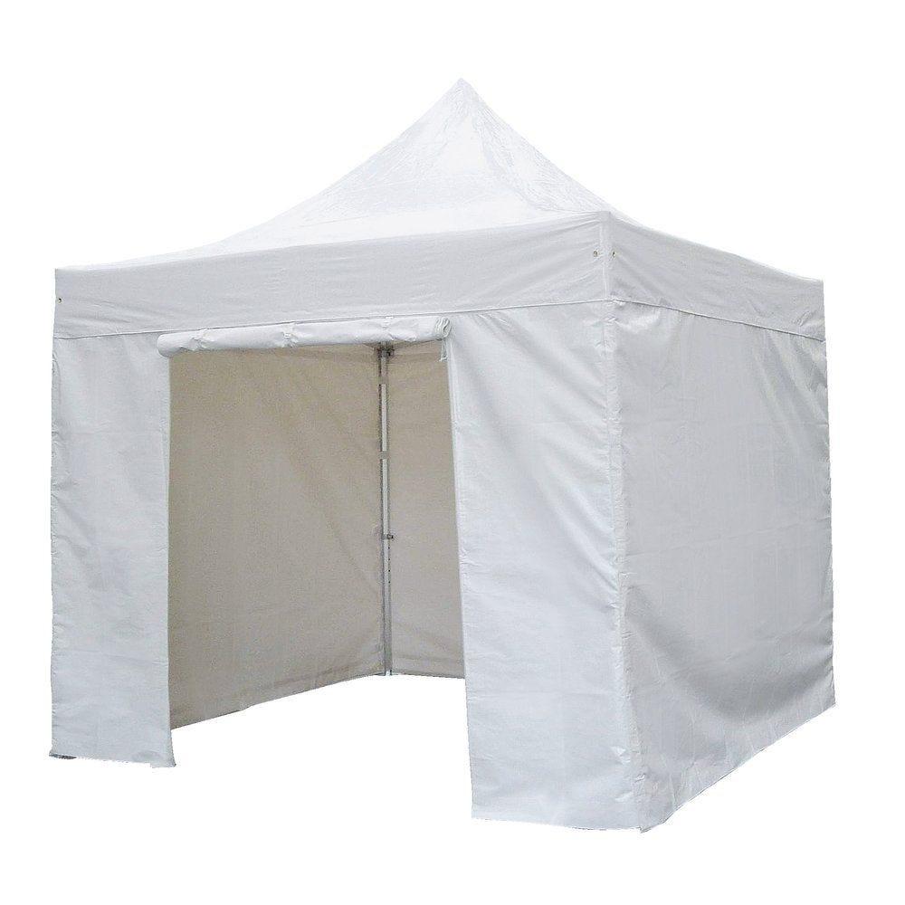Kit 4 rideaux pour tente 3x3m (photo)
