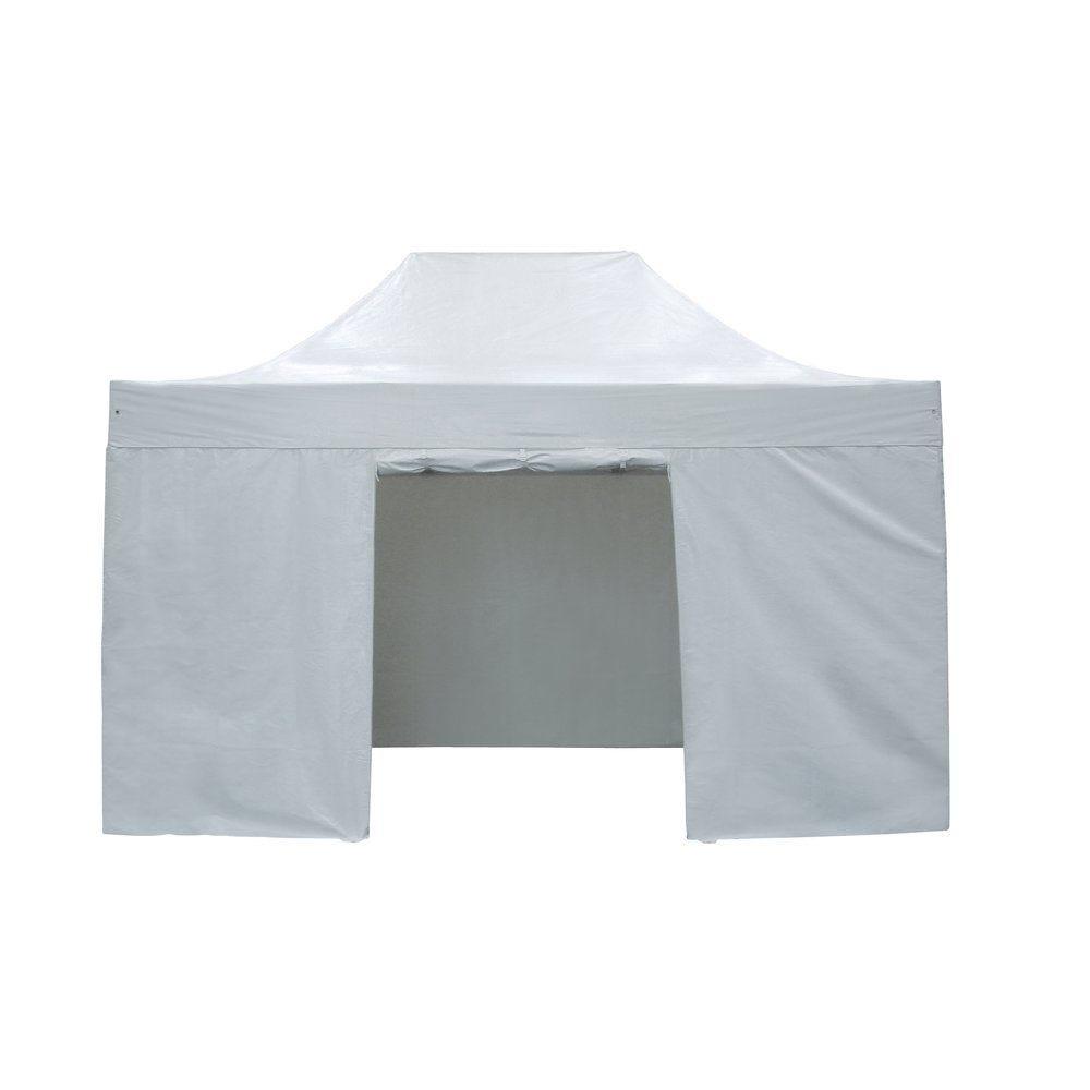 Kit 4 rideaux pour tente réf. 47387 3 x 4.5m (photo)