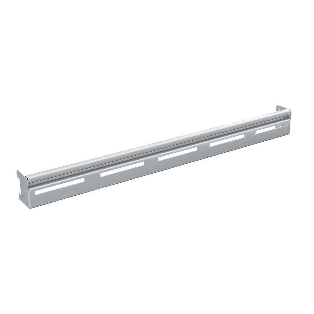 Barre de charge mixte L70cm blanc 9003 (photo)