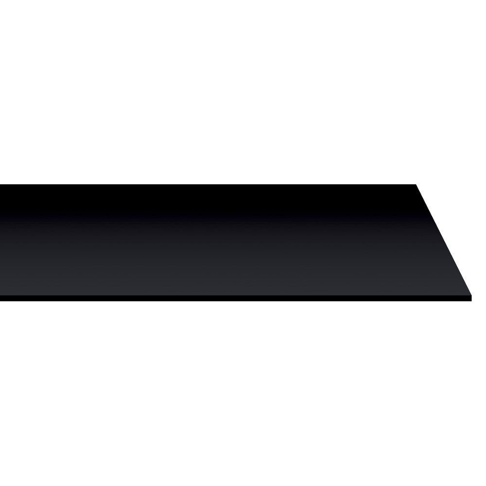 Kit 2 tablettes pour kit01 noir 9005 brillant