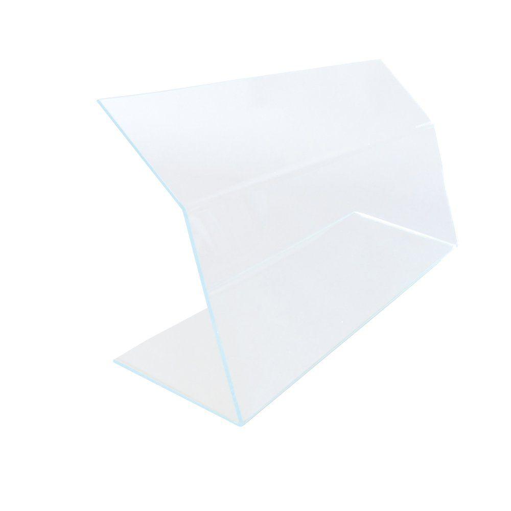 Vitrine de protection -L50 x P20 x H43 cm transparent Epaisseur 4 mm