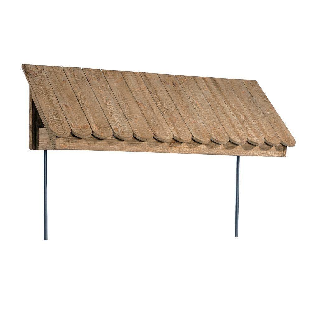 Toit pour meuble Westside réf. 48875 L119 x P40 x H42cm (photo)