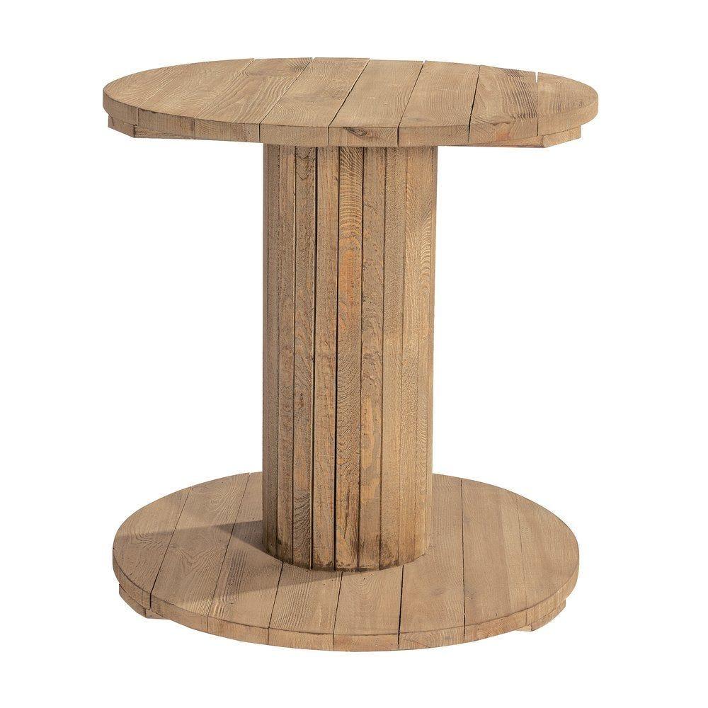 Table Héritage 2 niveaux Ø80cm H90cm (photo)