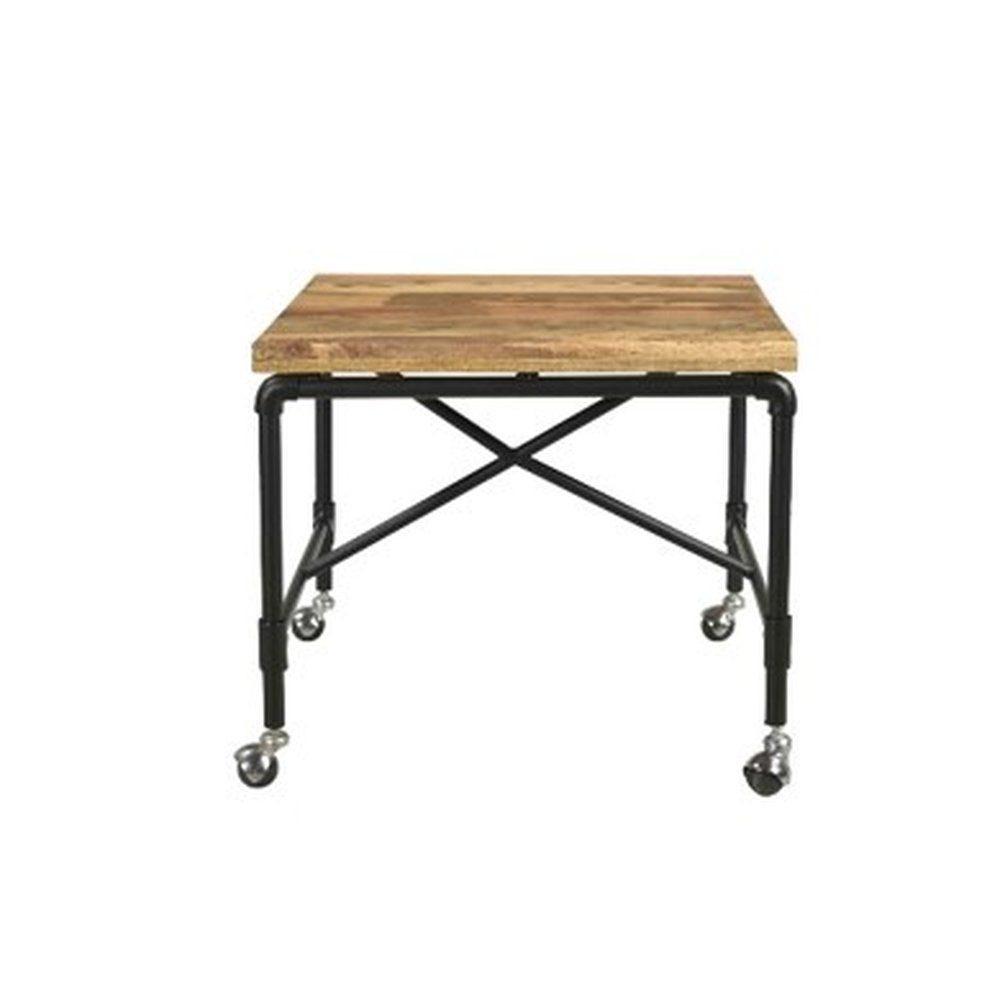 Table Portland petite taille 60x60x50 cm (photo)