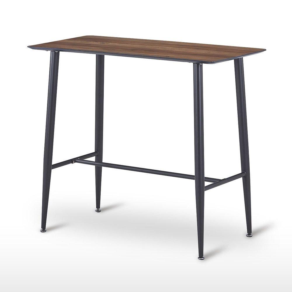 Table mange-debout L 115 x P 60 x H 102 cm