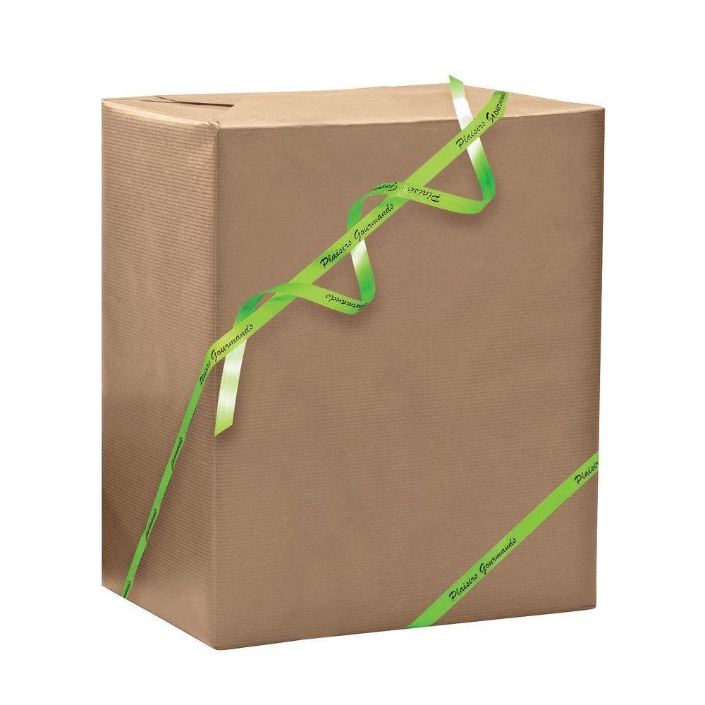 Papier cadeau kraft brun 100 m x 70 cm (photo)