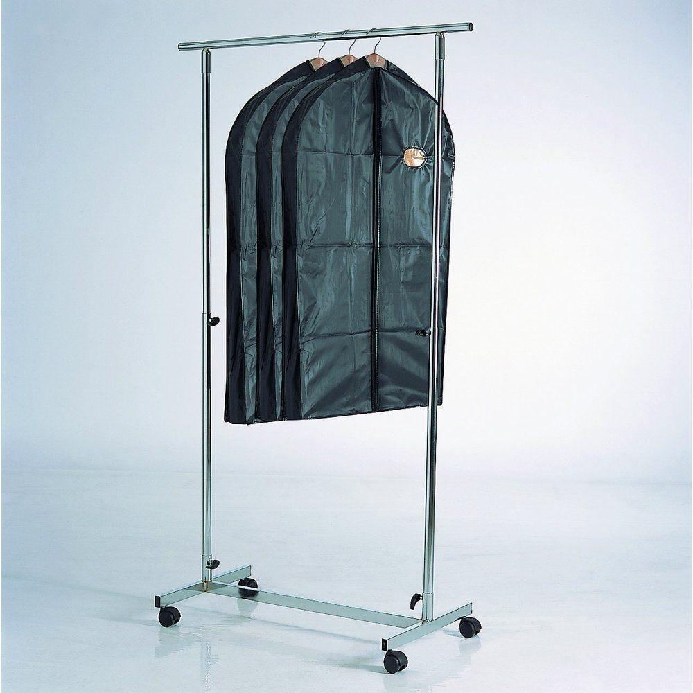 Housses individuelles pour vestes - par 3 - 60x100 cm (photo)