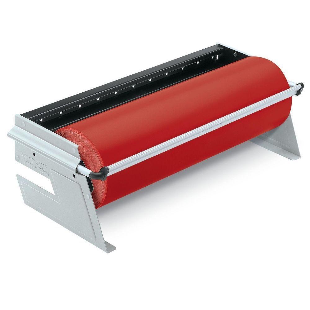 Dévidoir de comptoir pour bobine papier cadeau l 50 cm (photo)