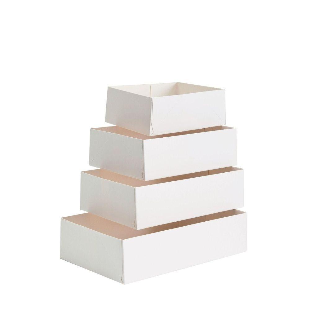Caissette patissiere 10 x 13 x 5 cm par 100 N°14 (photo)