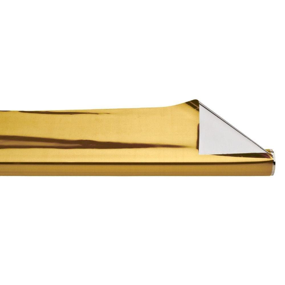 Polypro or et argent 70cm x 50m (photo)