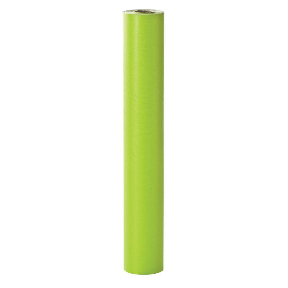 Papier kraft vert lime 0,70 x 100 m