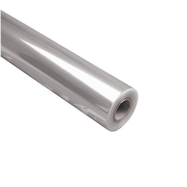 Film polypropylène transparent  40µ - 0,80x120 m (photo)