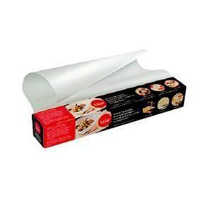 Papier cuisson siliconé 2 faces 39 cm x50 m (photo)