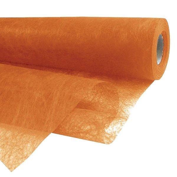 Fibre intissée orange 0,75 x 40m (photo)