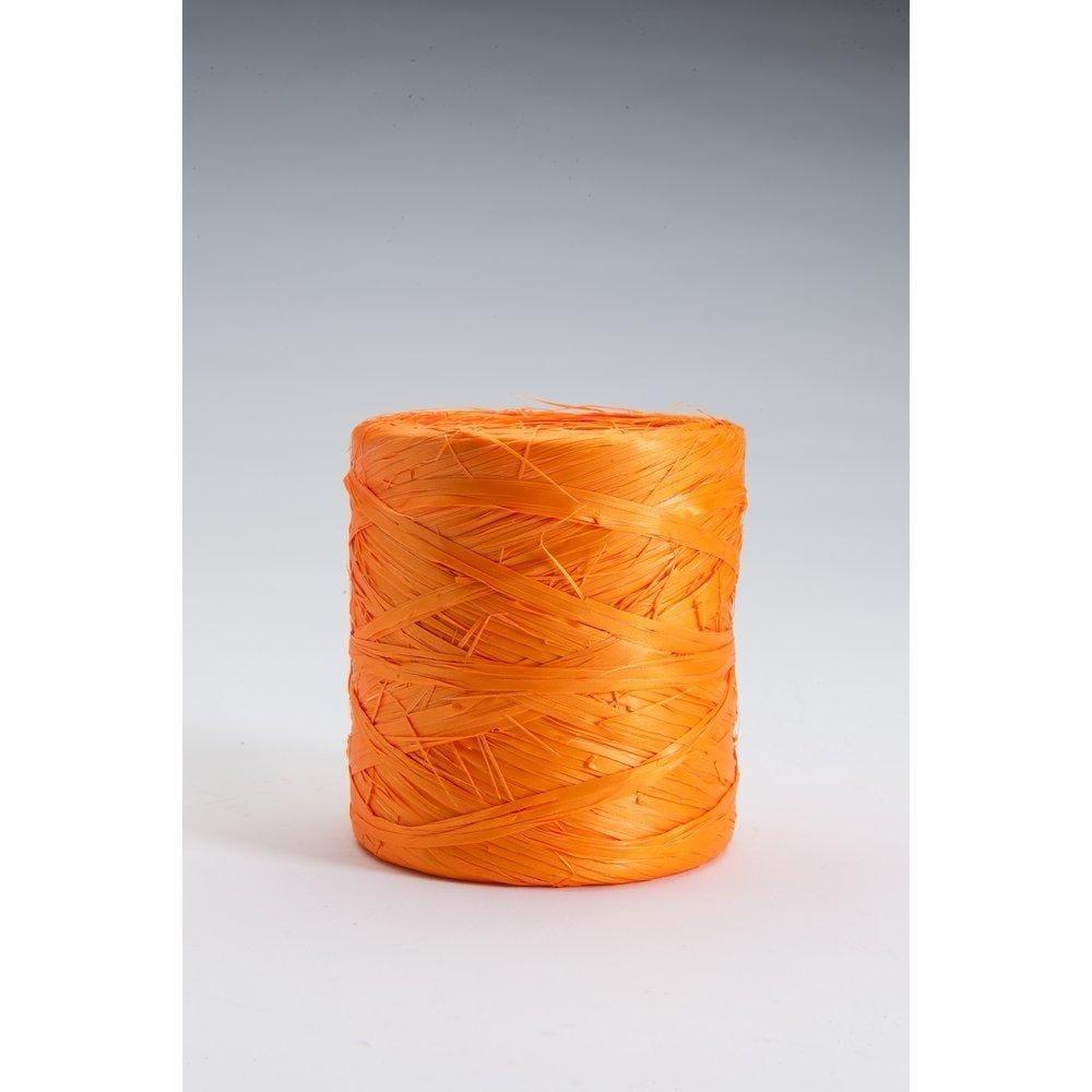 Bolduc raphia fluo orange 200m (photo)
