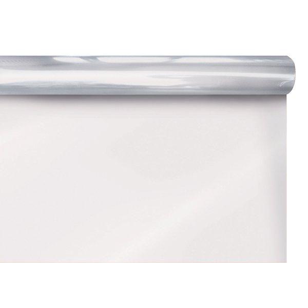 Bobine polypro aplat blanc 35µ 0.80x40m (photo)