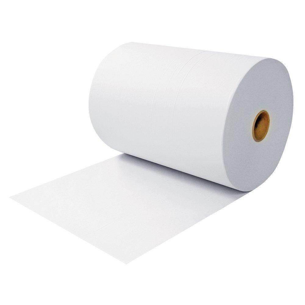 Papier ingraissable blanc bobine 33cm 10kg (photo)