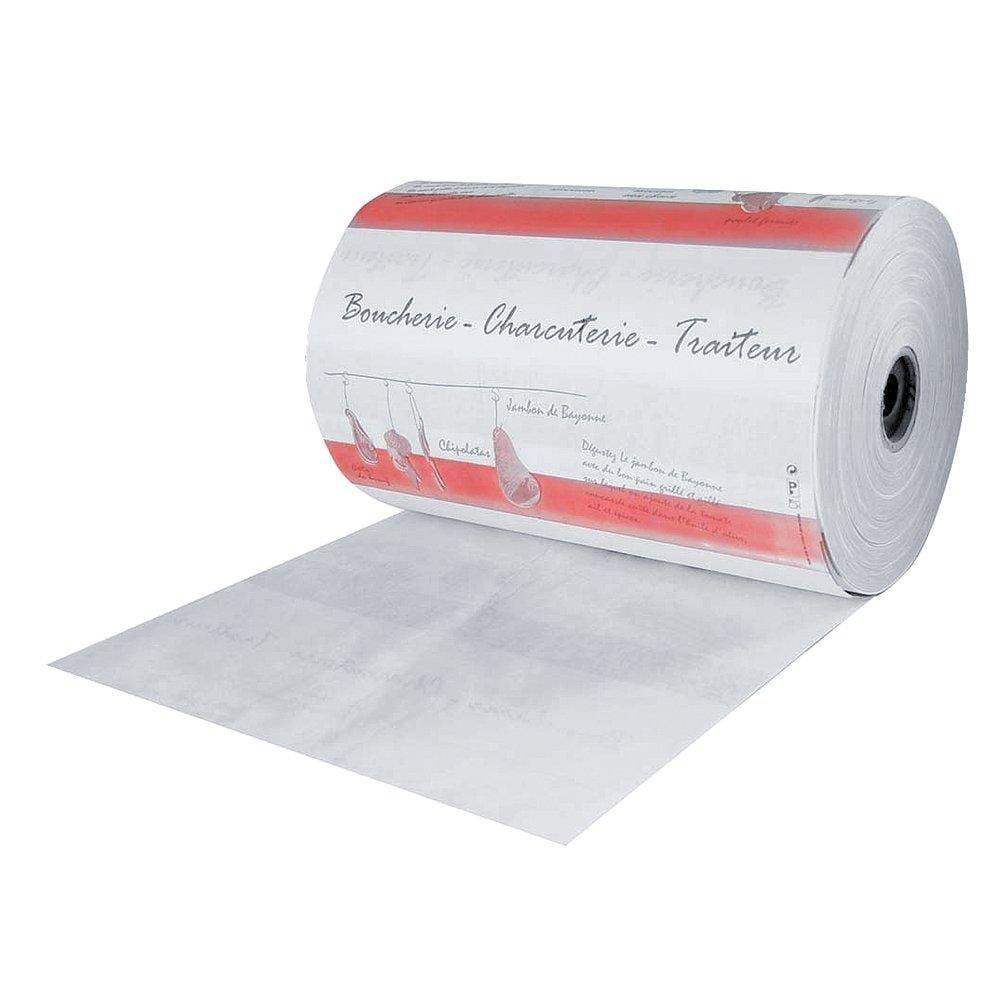 Papier thermoscellable imprimé PPT largeur 35cm - 10kg
