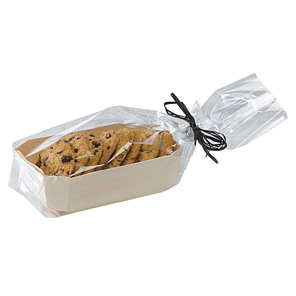Moule bois avec caissette pains spéciaux 750g - paquet de 20 (photo)