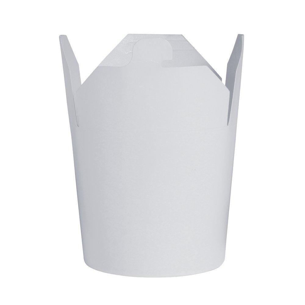 Pot carton à pâtes/riz 450 ml - paquet de 50 (photo)