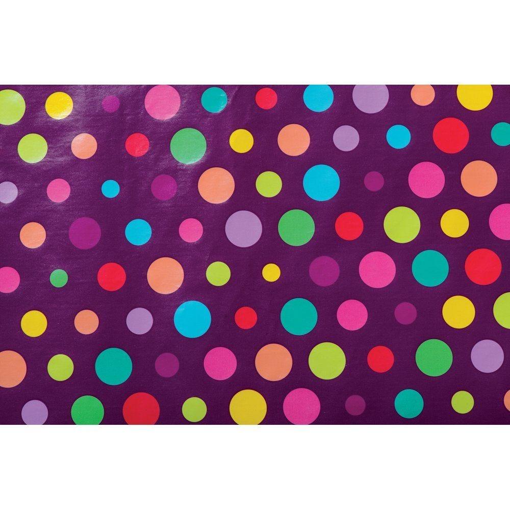 Papier cadeau Pop'color 0,70 x 100m (photo)