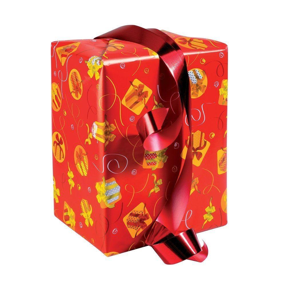 Papier cadeau 'Surprise' 0,70 x 200M LWC 65g (photo)