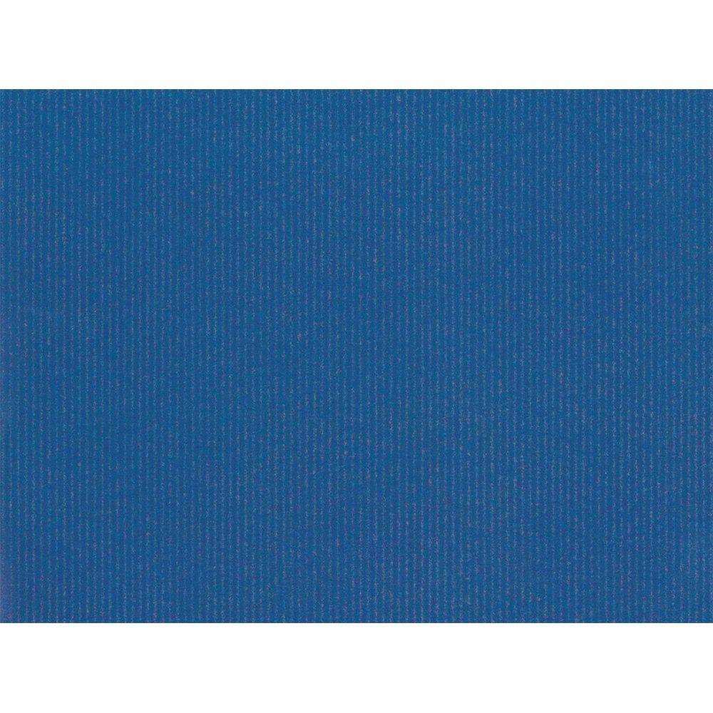 Papier cadeau kraft bleu 0,70 x 200 m (photo)