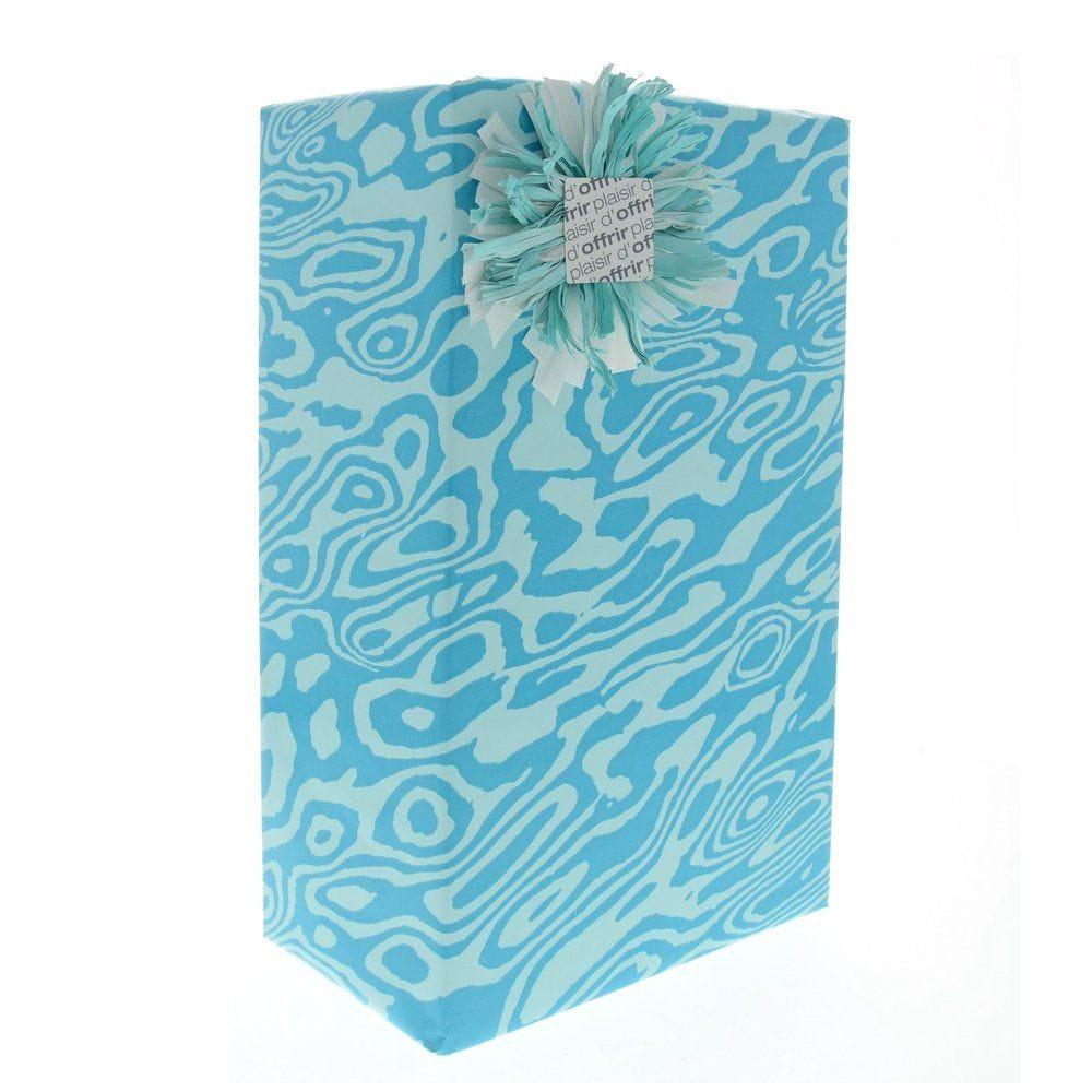 Papier cadeau 'Pool' en 0.70 x 50 M (photo)